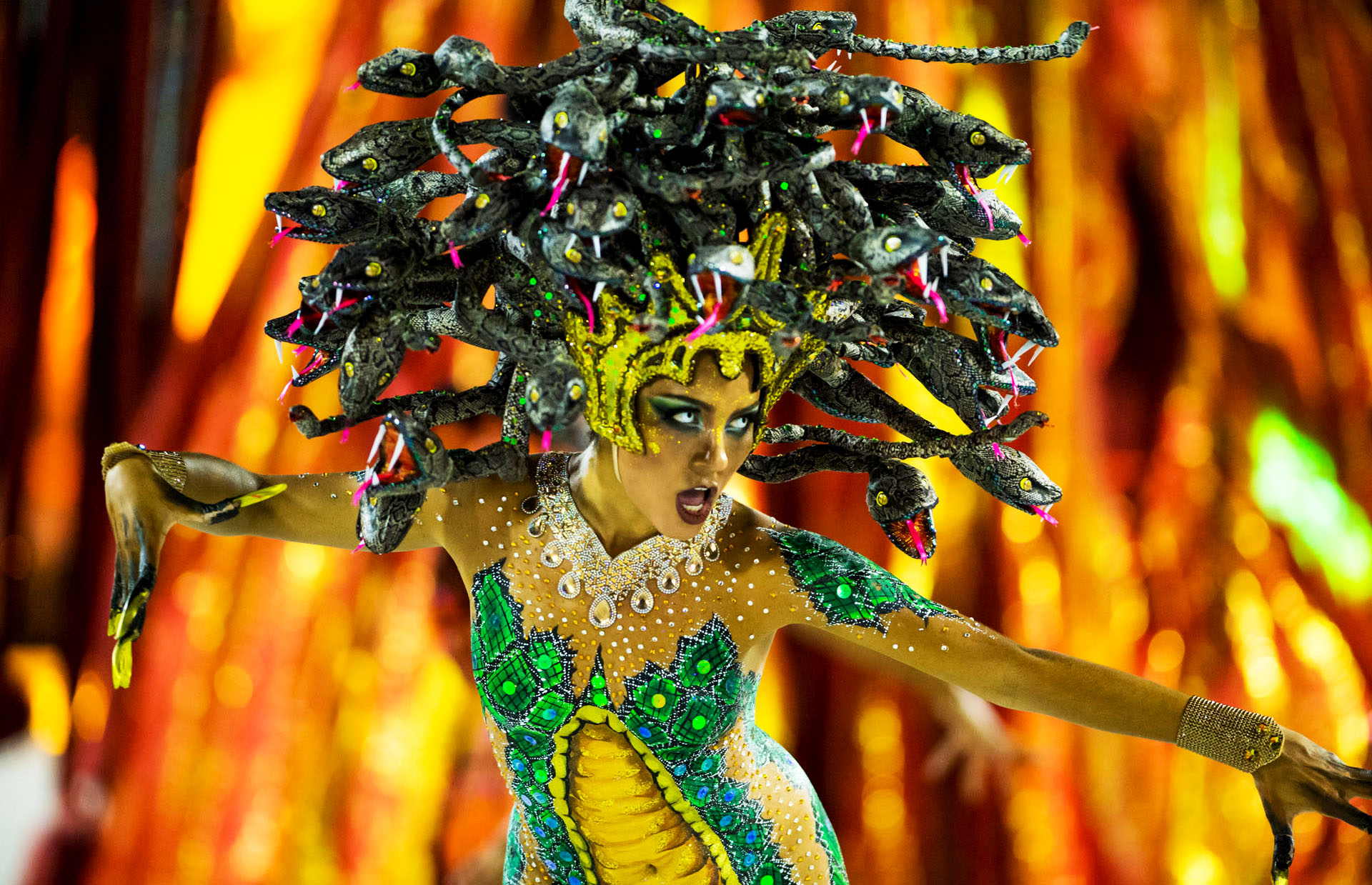 04/03/2017. Carnaval 2017.Desfile das Capeãs. Grupo Especial: G