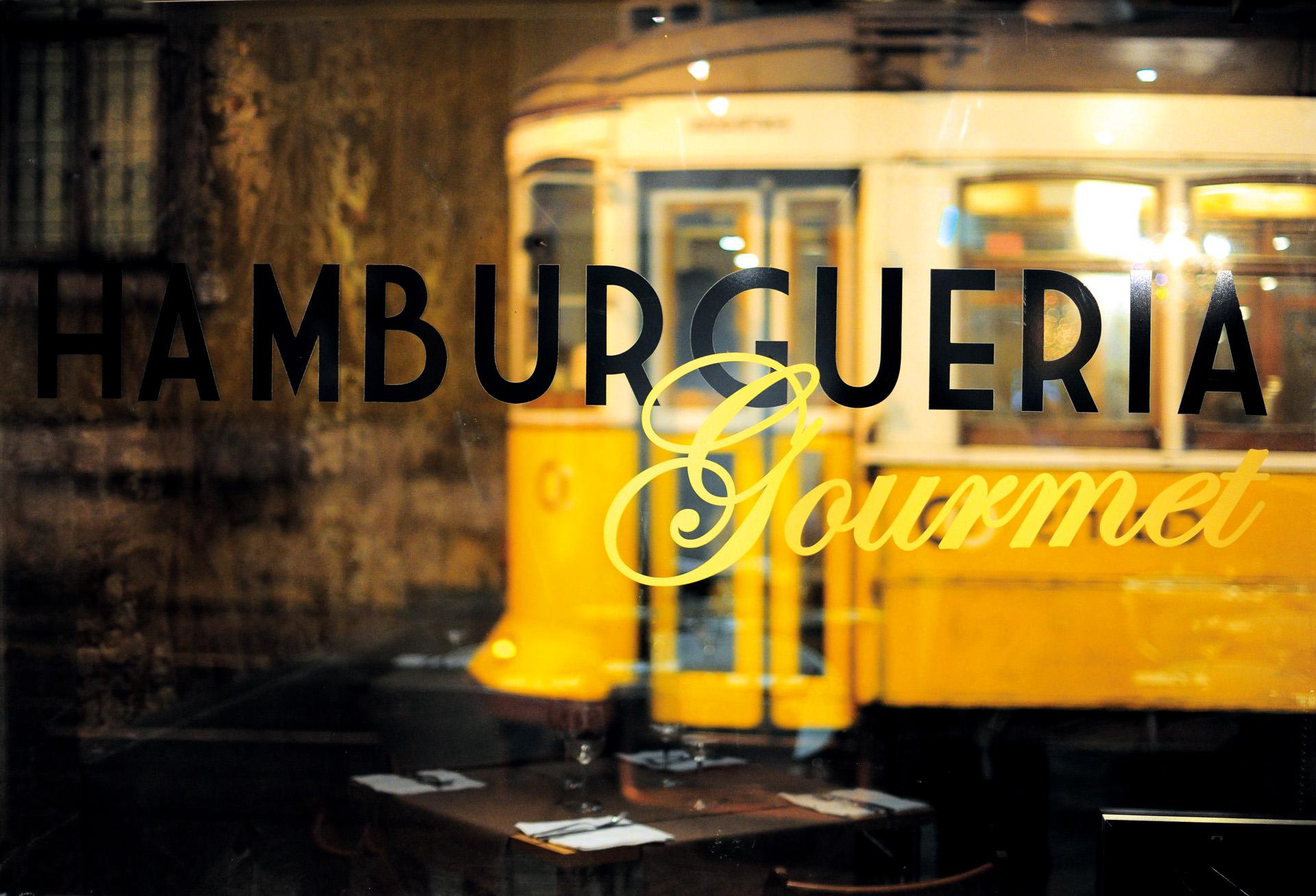 "CULINÁRIA RESTAURANTE ""HAMBURGERIA GOURMET""-LISBOA.PORTUGAL. 05"