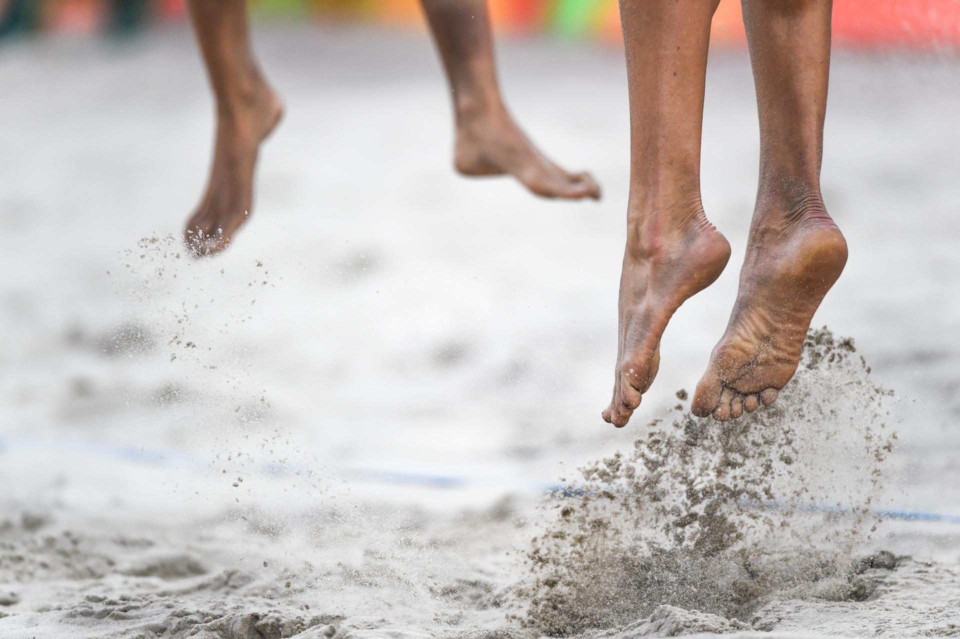 16/08/2016. Games Time. Semifinais - Vôlei de Praia- Beach Voll