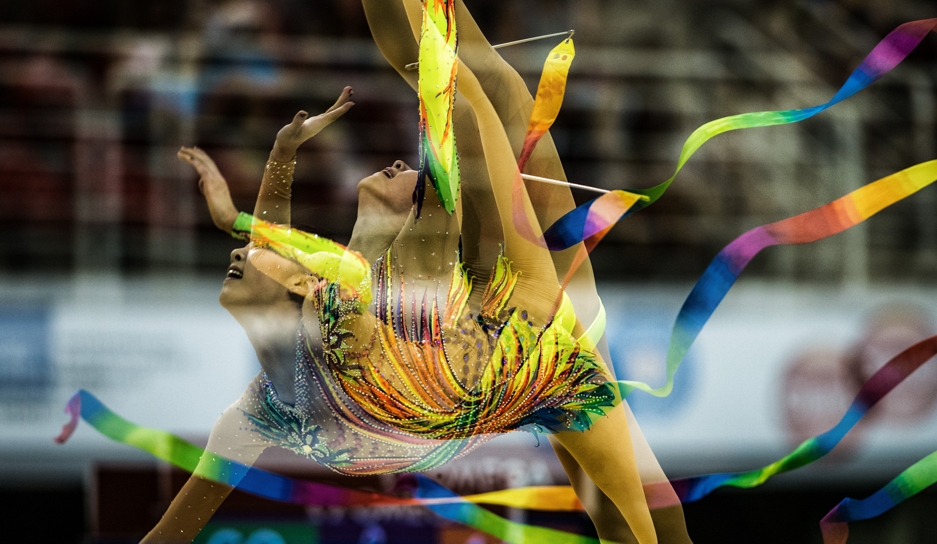 22/04/2016. Teste-Event. RHYTHMIC GYMNASTICS. Individual All-Aro