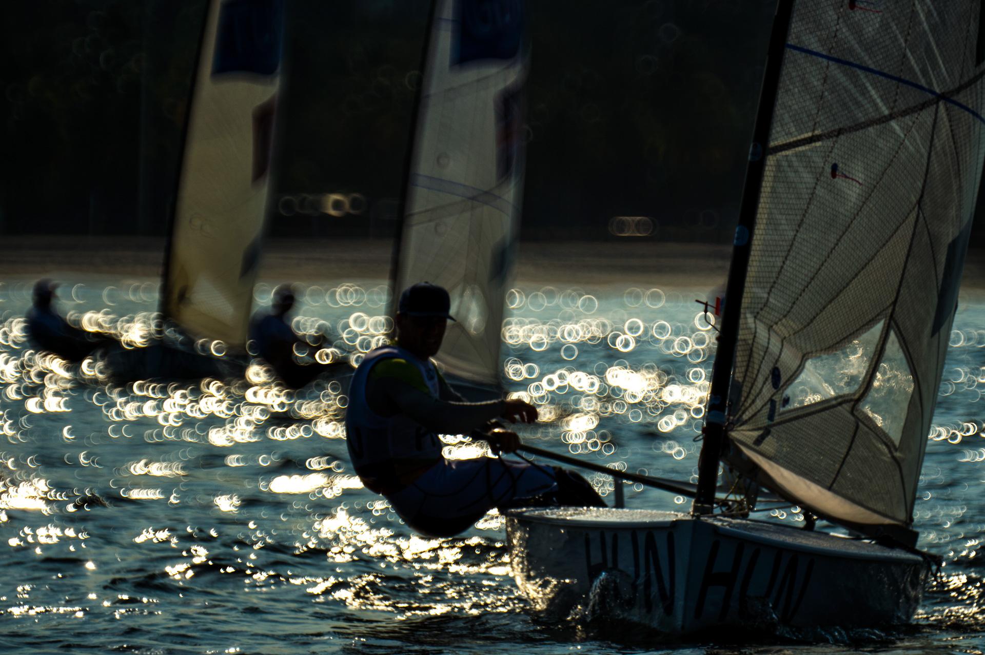 09/08/2016.Vela.Sailing.Finn Men.