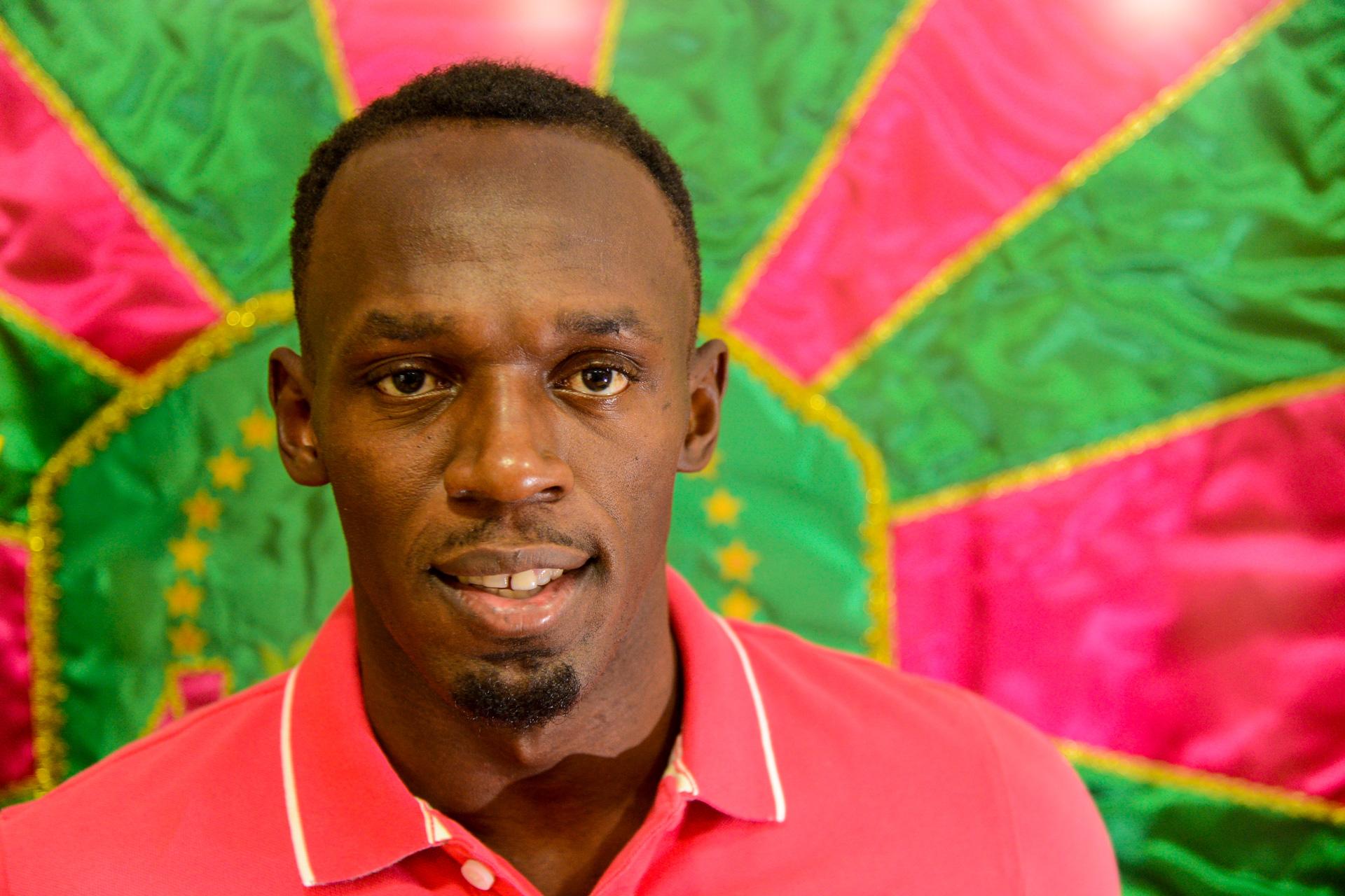16.04.2015. Mano a Mano2 015. Usain Bolt. Vila da Mangueira.