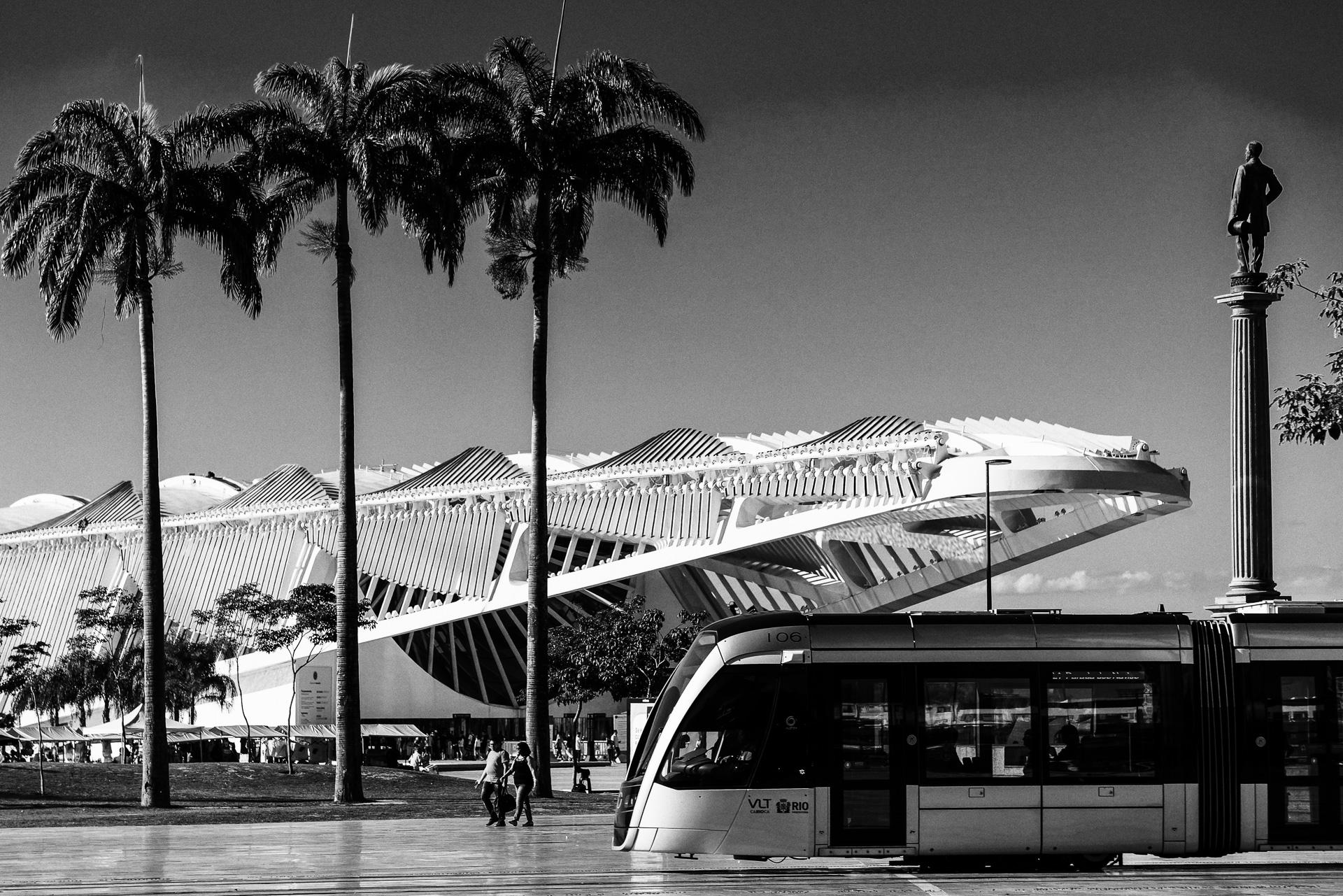 30/06/2017_VLT.Rio Operação Estação-Parada: Museus.